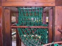 筒状ロープネット